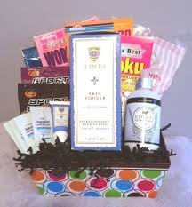 chemo gift basket breast cancer gift baskets recovery awareness basket ideas