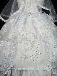 catholic baptism dresses heidicollection christening gown is embroidered with