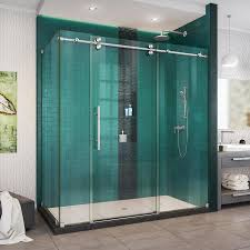 Shower Door Canada Shop Dreamline Dreamline Elegance Ls 35 1 4 37 1 4 In W X 72 In