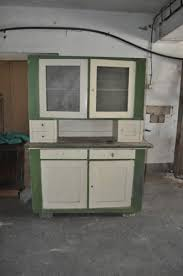 rustic glass kitchen cabinets vintage glass painted wood kitchen cupboard 1930s