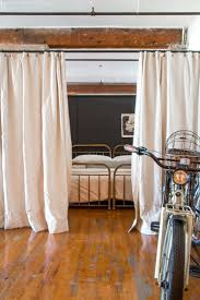 sliding curtain room dividers top 25 best room divider curtain ideas on pinterest curtain