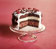 herve cuisine foret gâteau forêt la schwartzwalder törte plusieurs vidéos