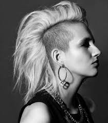 138 best my luv of punk images on pinterest hairstyles mohawks
