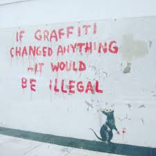 Banksy S Top 10 Most Creative And Controversial Nyc Works - banksy world graffiti artist his technique career and work