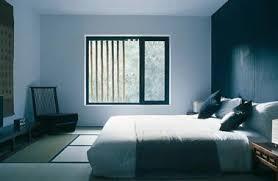 chambre bleu gris deco chambre bleu et noir ambiance