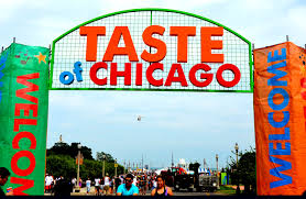 taste of chicago map taste of chicago parking parking for taste of chicago parkwhiz