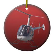 helicopter ornaments keepsake ornaments zazzle