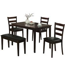 Cappuccino Dining Room Furniture Dinette Sets Dining Table And Chairs At Stacks And Stacks