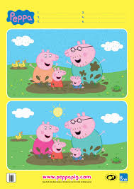 rainy activities download free peppa pig activity