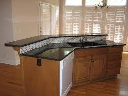 island kitchen island sink dishwasher kitchen islands sink and