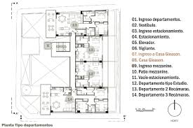 Favorito Galeria de Edifício Residencial Gleason / Trama Arquitectos - 23 &OW37