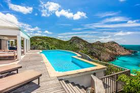 Saint Barts Map by Oli Villa Olive Luxury Retreats