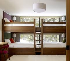 Awesome Bunk Beds For Kids Large Bed For Four - Large bunk beds