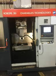 charmilles robofil 310 wire edm u2022 19 500 00 picclick