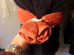 bathroom towel folding ideas the best me decorating with towels