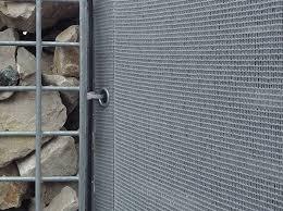 sichtschutz balkon grau windschutz nach maß sichtschutz grün grau weiß blau sand jute