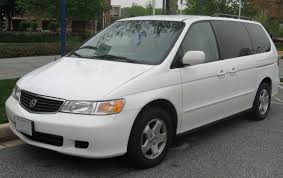 2000 honda odyssey information and photos zombiedrive