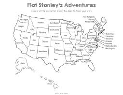 flat stella flat stanley printable activities fun with mama
