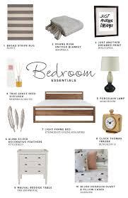Bedroom Essentials | bedroom essentials home design plan