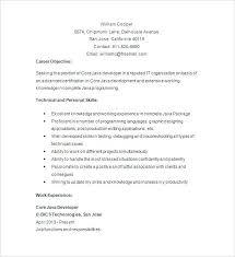 developer resume template developer resume template embedded software developer software