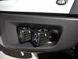 Classic Black Ford Svt Raptor - 2010 2014 svt raptor rigid industries fog light brackets 40235