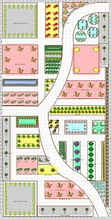 planning a vegetable spring garden layout plans and spacing with