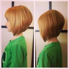 kids angle haircut a line bob haircut precious for little girls short hair envy