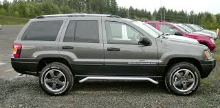 jeep grand cherokee wj freedom edition