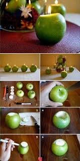 30 and clever ways to decorate for thanksgiving apples
