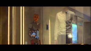 ex machina ava session 1 caleb meets ava youtube