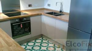howdens kitchen installation in grange southwark se1 elcofix ltd