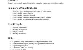 building maintenance resume examples property manager resume example area director of food services