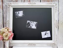 decorative framed chalkboard wedding decor signs magnetic
