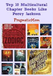 top 10 diversity chapter books like percy jackson pragmaticmom
