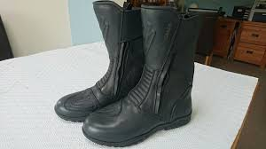 good motorcycle boots frank thomas boots although these aren u0027t the same titan 101s as