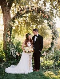 wedding arches and canopies 2015 bohemian chic wedding arch canopy huppa flower decoration ideas