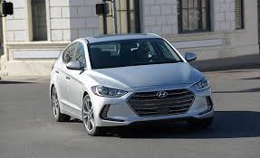 hyundai elantra sedan review 2017 hyundai elantra drive review car and driver