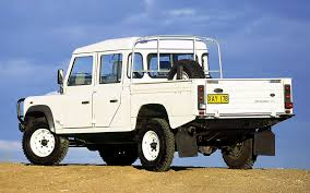 land rover 1990 land rover defender 130 double cab pickup 1990 au wallpapers and