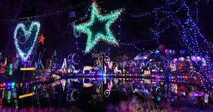 christmas lights lagrangeville ny video world record light display captures holiday magic