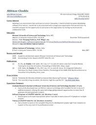 Sample Resume Of Civil Engineering Fresher Sample Resume For Software Engineer Fresher Printable Civil