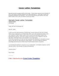 Sample Cover Letter For Customer Service Resume by Resume Examples Of Cover Letter For Resumes Complete Cv Example