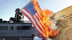 Why Is The Flag Why Burning The American Flag Is Beyond Disgraceful