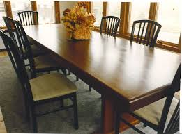 fearsome custom dining room furniture canada wood table square
