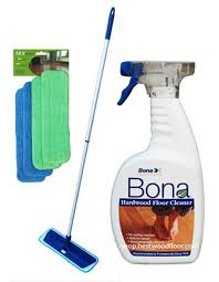 4 pads swivel microfiber mop kit bona hardwood floor cleaner