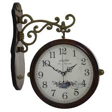 creative clocks cheap two sided clocks find two sided clocks deals on line at