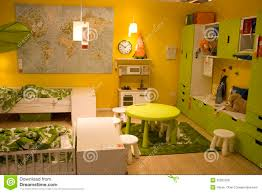 Kids Furniture Stores Kid U0027s Room Furniture Store Editorial Stock Photo Image 32352558