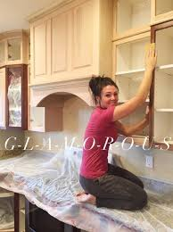 how to paint kitchen cabinets with spray gun how to paint your kitchen like the pro s remington avenue