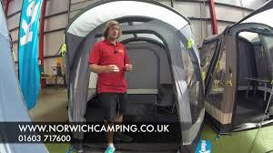 Action Awning Kampa Travel Pod Action Drive Away Awning Youtube