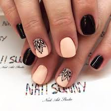 nail art 2368 best nail art designs gallery beige nail short