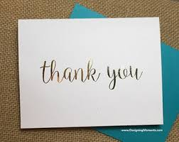 thank you photo cards wedding thank you cards etsy nz
